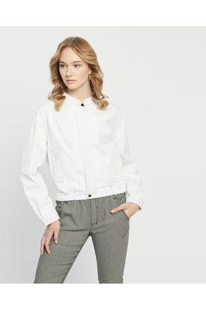 DRICOPER DENIM Girls Denim Jackets - Walker Roxy Jacket - Denim jacket (Crispy ) Walker Roxy Jacket