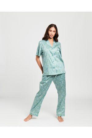 Project REM Paisley Star Short Pyjama set - Two-piece sets (Paisley Star) Paisley Star Short Pyjama set