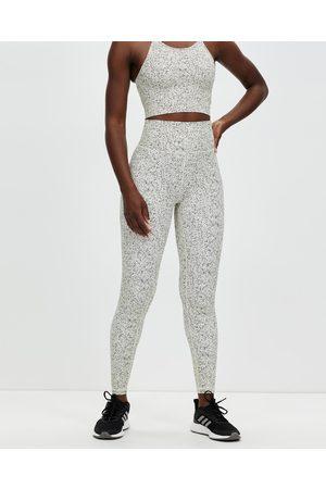 All Fenix Speckle 7 8 Legging - 7/8 Tights (Cream) Speckle 7-8 Legging