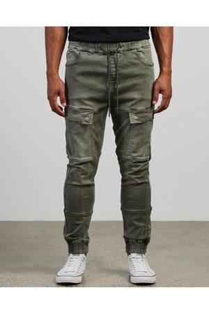 St Goliath Montego Cargo Pant - Cargo Pants (KHAKI) Montego Cargo Pant