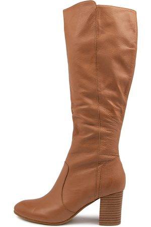 Top end Ucan To Dk Tan Boots Womens Shoes Casual Long Boots