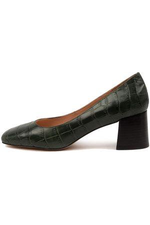 Diana Ferrari Cloud Df Forest Shoes Womens Shoes Dress Heeled Shoes