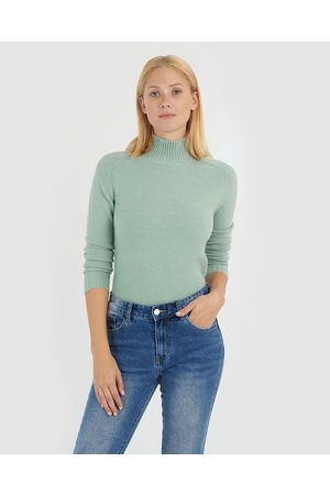 Forcast Callie Lurex Knit Sweater - Jumpers & Cardigans (Pastel ) Callie Lurex Knit Sweater