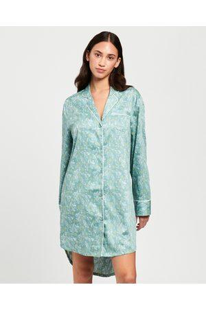 Project REM Women Nightdresses & Shirts - Paisley Star Nightshirt - Sleepwear (Paisley Star) Paisley Star Nightshirt