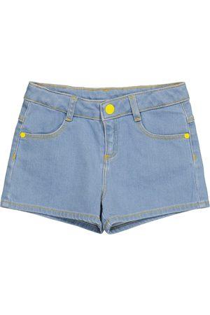 The Marc Jacobs Girls Denim Skirts - X Peanuts® denim shorts