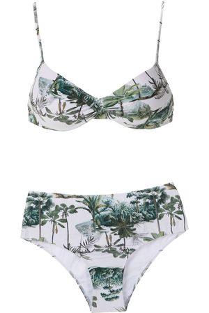 Lygia & Nanny Women Bikinis - Veronica printed bikini set