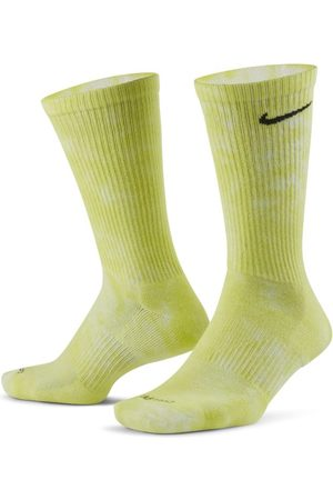 Nike Socks - Everyday Plus Cushioned Tie-Dye Crew Socks (2 Pairs) - Multi-Colour