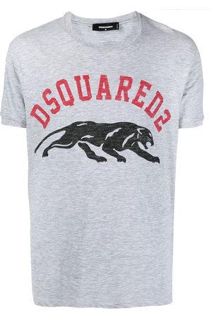 Dsquared2 Men Short Sleeve - Logo-print T-shirt