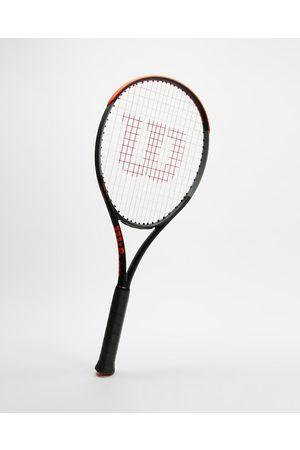 Wilson Accessories - Burn 100ULS V4.0 Tennis Racket - All Team Sports ( & ) Burn 100ULS V4.0 Tennis Racket