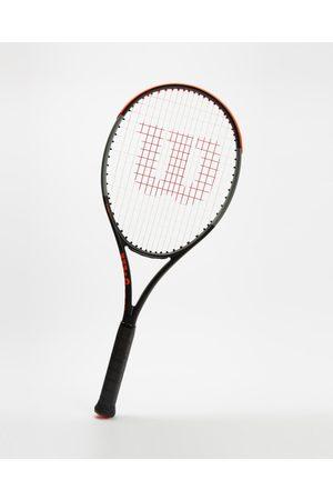 Wilson Burn 100LS V4.0 Tennis Racket - Sports Equipment ( & ) Burn 100LS V4.0 Tennis Racket