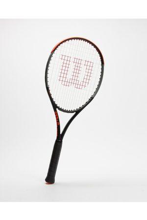 Wilson Sports Equipment - Burn 100S V4.0 Tennis Racket - Sports Equipment ( & ) Burn 100S V4.0 Tennis Racket