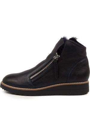 Top end Opal To Navy Navy Boots Womens Shoes Casual Ankle Boots