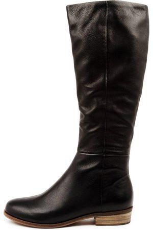 Django & Juliette Strath Lrg New Boots Womens Shoes Casual Long Boots