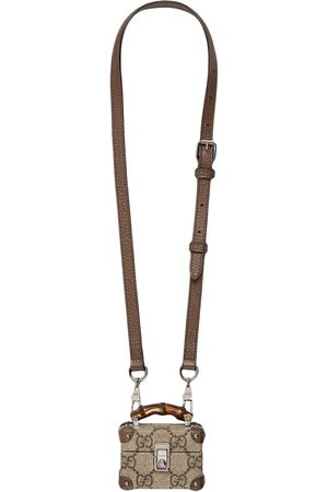 Gucci AirPods lanyard case