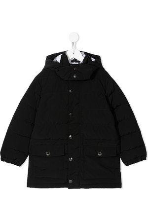 Dolce & Gabbana Girls Coats - Padded hooded coat