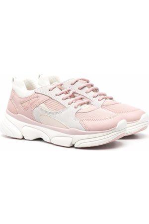 Geox Kids Girls Sneakers - Lunare chunky low-top sneakers