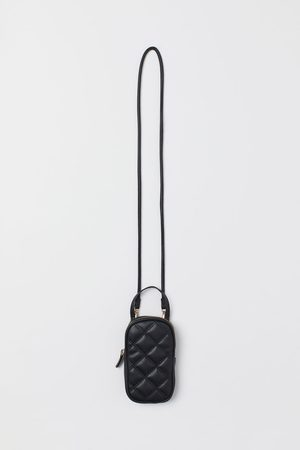 H&M Women Backpacks - Quilted Smartphone Bag
