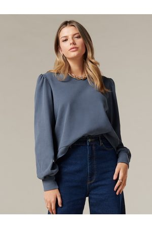 Forever New Women Sweaters - Amy Puff Sleeve Sweater