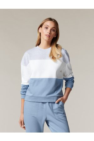 Forever New Women Sweaters - Cassie Colourblock Sweater