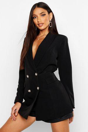 Boohoo Women Blazers - Premium Longline Blazer