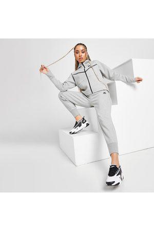 Nike Pnt Tch Flc Hr Blk/wht - /
