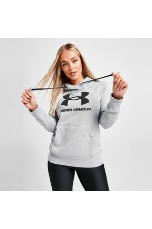 Under Armour Rival Overhead Hoodie - - Womens