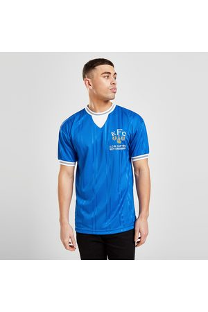 Score Draw Everton FC '85 ECW Cup Final Shirt - - Mens