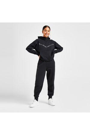 Nike Pnt Tch Flc Hr Blk/wht - - Womens