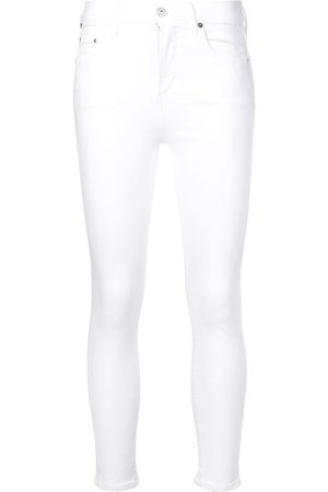 Citizens of Humanity Women Boyfriend - Rocket cropped high-rise skinny jeans