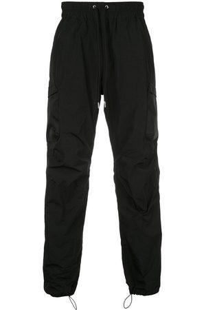 JOHN ELLIOTT Men Cargo Pants - Cargo pocket track pants
