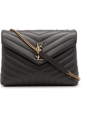 Saint Laurent Medium Loulou 'Y' quilted shoulder bag