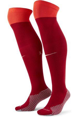Nike Socks - Liverpool F.C. 2021/22 Stadium Home Over-the-Calf Football Socks