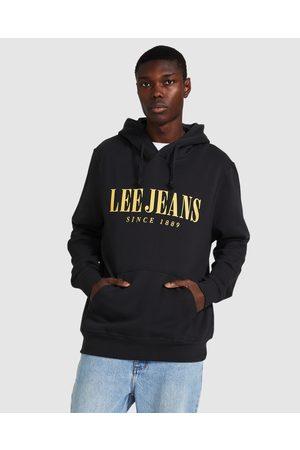 Lee Men Hoodies - Teen Spirit Hoodie Washed