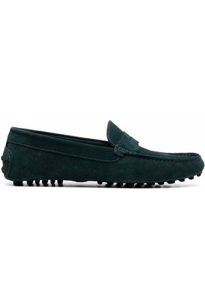 Scarosso Michael penny-slot loafers