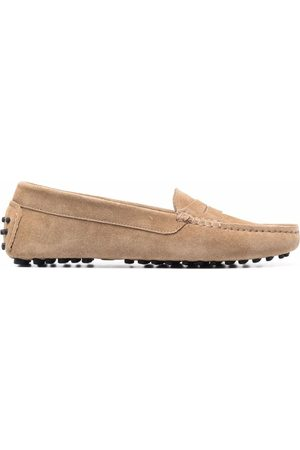 Scarosso Women Loafers - Ashley suede loafers