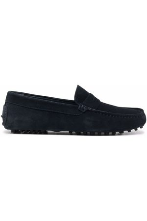 Scarosso Men Loafers - Michael suede loafers