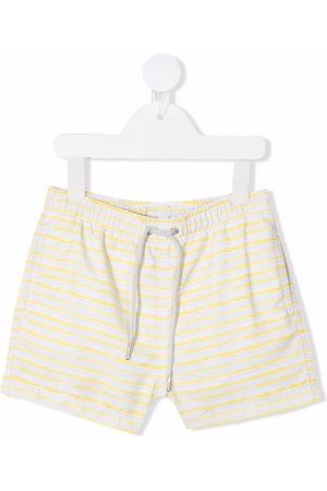 KNOT Boys Board Shorts - Striped swim shorts