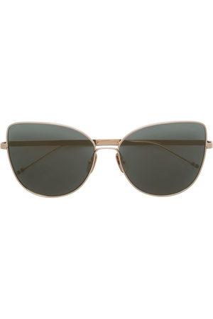 Thom Browne TB121 cat-eye frame sunglasses