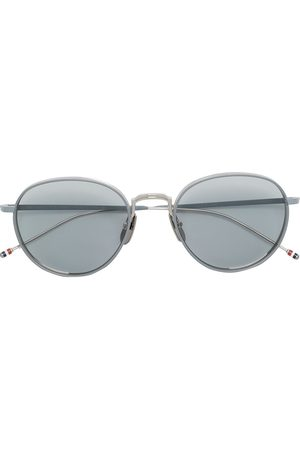 Thom Browne Sunglasses - Round-frame sunglasses