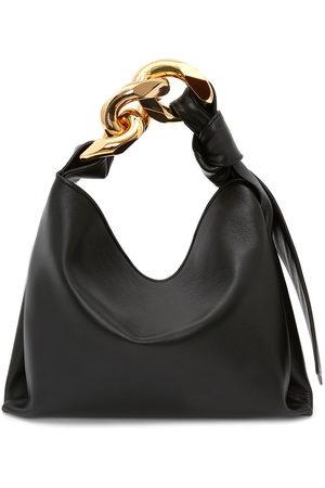 J.W.Anderson Women Shoulder Bags - Small chain-link shoulder bag