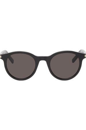 Saint Laurent SL 342 Round Sunglasses