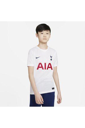 Nike Shirts - Tottenham Hotspur 2021/22 Stadium Home Older Kids' Football Shirt