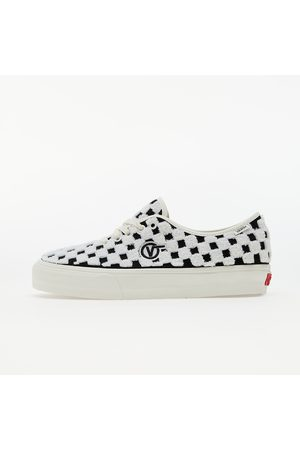 Vans Authentic One Piece VLT LX (Embroidered) Black/ Marshmallow
