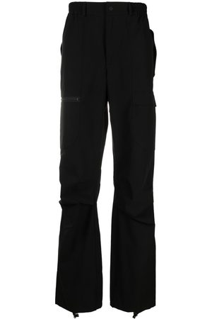 McQ Logo-patch cargo trousers