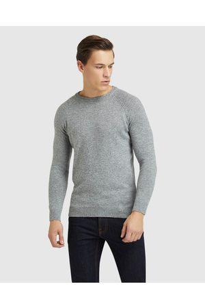 Oxford Men Sweatshirts - Cameron Crew Neck Knit - Crew Necks Cameron Crew Neck Knit
