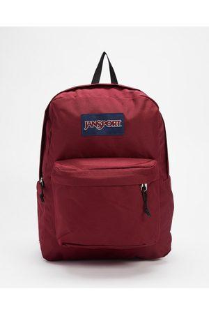 JanSport SuperBreak Plus Backpack - Backpacks (Russet ) SuperBreak Plus Backpack