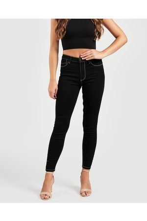RES Denim Women Skinny - Kitty Skinny Jean Ankle Length - Jeans Kitty Skinny Jean - Ankle Length