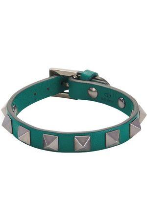 VALENTINO Garavani - Rockstud leather bracelet