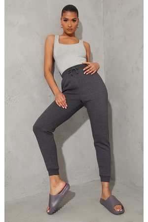 PRETTYLITTLETHING Joggers - Charcoal Ultimate Track Pant