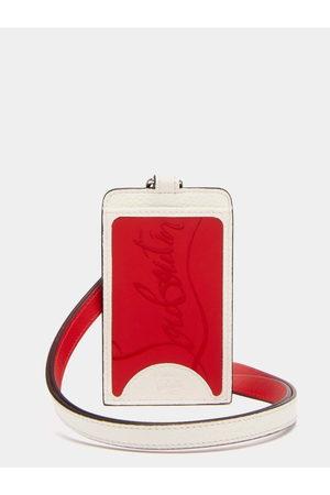 Christian Louboutin - Miloucah Logo-plaque Leather Cardholder - Mens